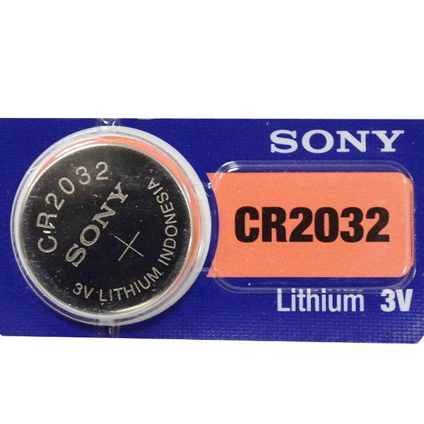 【DN294】水銀電池CR2032 SONY鈕扣電池 手錶電池 鋰錳電池★EZGO商城★
