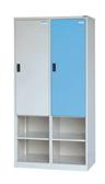 KS-5202OP    KS多用途置物櫃 / 衣櫃 –全鋼製門片