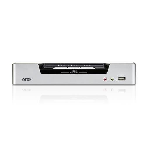 ATEN CS1642A 2埠DVI KVM 切換器