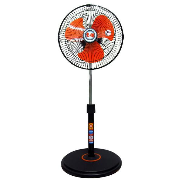 【惠騰】12吋360度旋轉立扇/電扇/涼風扇/辦公室/小套房/個人專用(FR-1258)