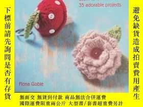 二手書博民逛書店Cute罕見& Easy Knitting: Learn to