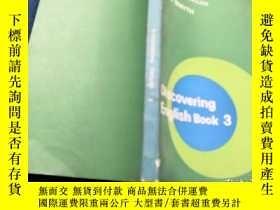 二手書博民逛書店Discovering罕見English Book 3Y2233