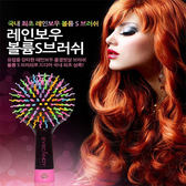 韓國彩虹梳 氣囊按摩梳 捲髮防靜電 捲髮直髮梳子