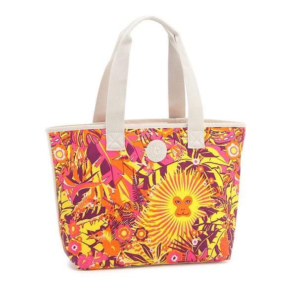 Kipling 新款30周年特別版 肩揹包 尼龍 手提包購物袋-巴西款