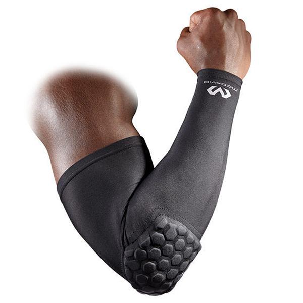 McDavid [6500] 強勁射手長護肘-黑M