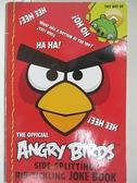 【書寶二手書T3/原文書_ATJ】The Official Angry Birds_Angry Birds