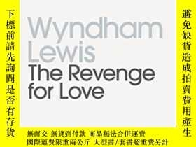 二手書博民逛書店The罕見Revenge For Love (penguin Modern Classics)Y256260