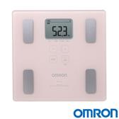 OMRON歐姆龍體脂肪計 HBF 214 粉嫩色
