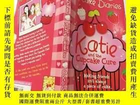 二手書博民逛書店英文原版繪本Katie罕見and the Cupcake Cure凱蒂和 糕Y200392