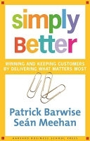 二手書《Simply Better: Winning and Keeping Customers by Delivering what Matters Most》 R2Y ISBN:0875843980