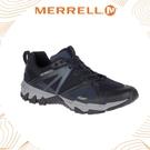 【MERRELL 男 MQM FLEX LUNA《深藍/黑》】32899/登山鞋/機能鞋/功能鞋/休閒鞋/戶外/露營