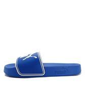 Puma Popcat [36026307] 男女 涼鞋 拖鞋 時尚 必備 舒適 緩震 輕量 藍白