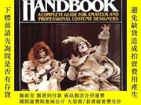 二手書博民逛書店The罕見Costume Designer s HandbookY364682 Rosemary Ingham