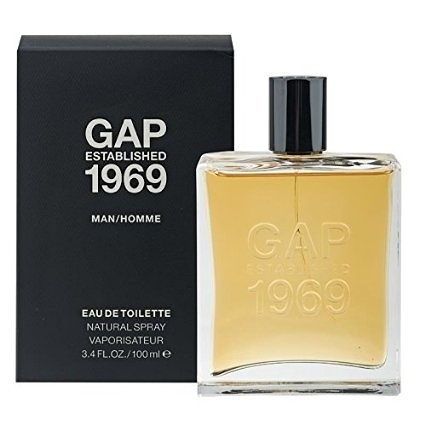 GAP ESTABLISHED 1969 Man HOMME 男性淡香水 100ml【七三七香水精品坊】