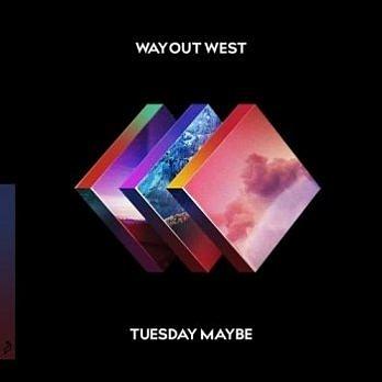 西線冒險樂團 週二夜有望 CD Way Out West Tuesday Maybe 免運 (購潮8)