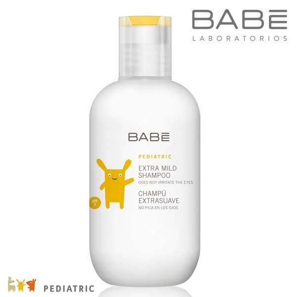 西班牙 BABE Laboratorios 親膚溫和洗髮液/嬰兒洗髮精 200ml