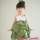 【Lovin` Sweetii】甜心小公主童洋裝~橄欖綠限量款