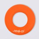 無毒矽膠握力圈 50LB 1800011 握力訓練 健身 瑜珈 復健 鍛鍊 (顏色隨機出貨)