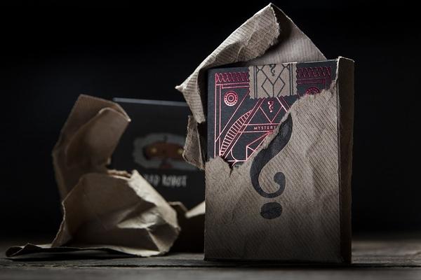 【USPCC 撲克】撲克牌 T11 Mystery Box 神秘盒子