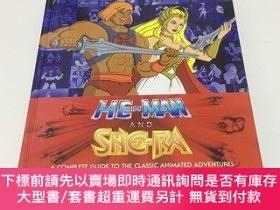 二手書博民逛書店英文原版:希曼與希瑞罕見He-Man and She-RaY259867 Various Dark horse