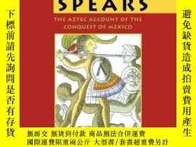 二手書博民逛書店The罕見Broken Spears:The Aztec Account of the Conquest of M
