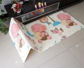 寶寶嬰兒童爬行墊 加厚可折疊爬爬墊泡沫拼接地墊家用客廳igo    琉璃美衣