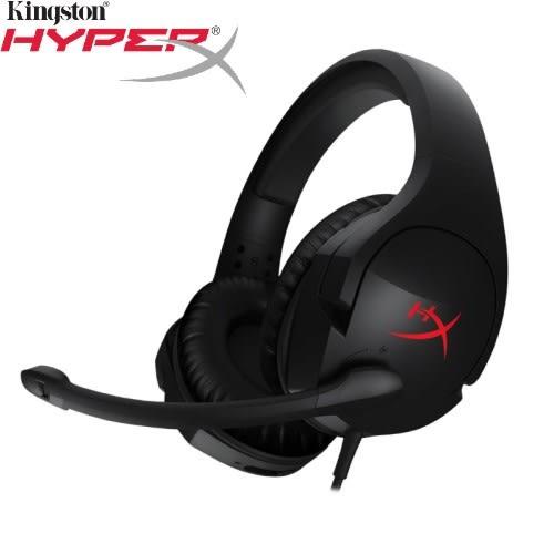 金士頓 HyperX Cloud Stinger 電競耳機(HX-HSCS-BK)
