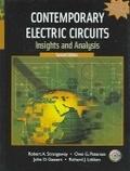 二手書博民逛書店 《Contemporary Electric Circuits: Insights And Analysis》 R2Y ISBN:0131115286│Strangeway