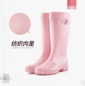 果凍雨鞋女時尚款外穿成人高筒