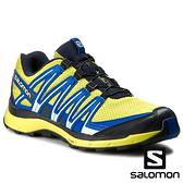 【SALOMON 法國】男 XA LITE 野跑鞋『硫磺黃/馬拉德藍/航海藍』394716 越野鞋.多功能鞋.健行鞋.登山鞋