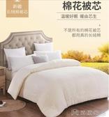 被子 棉花被芯一級優質長絨棉純棉花被子冬被手工棉被棉絮床墊墊被YYJ 俏俏家居
