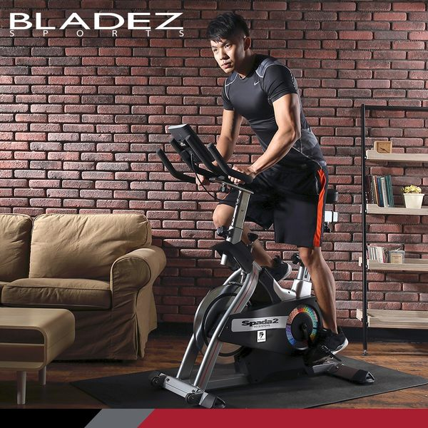 【BLADEZ】H9355i-iSpada 2 智能程控飛輪車