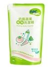 小饅頭*nac nac 奶瓶蔬果洗潔精600ml補充包(131281)/奶瓶清潔劑*特價187元*現貨供應中