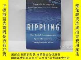 二手書博民逛書店Rippling:罕見How Social Entreprene