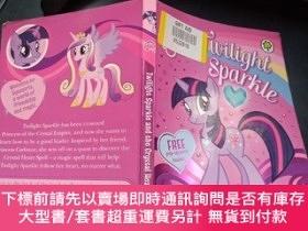 二手書博民逛書店My罕見Little Pony: Twilight Sparkle and the Crystal Heart S