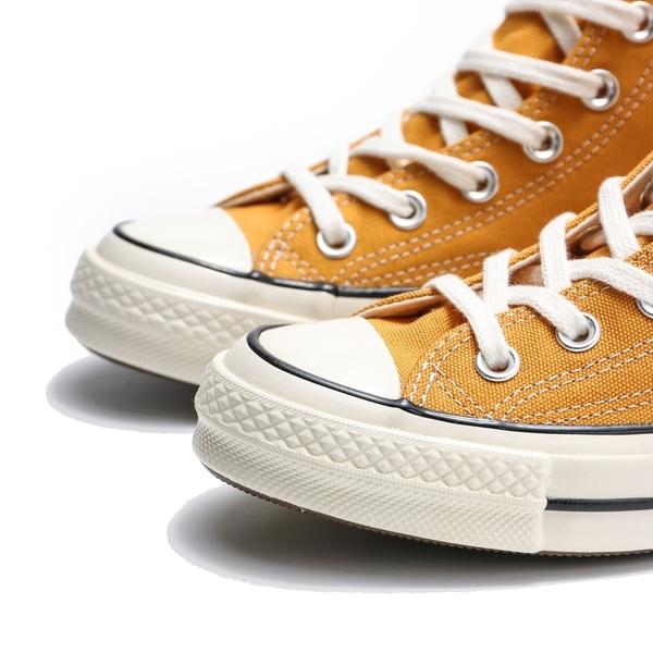 CONVERSE CHUCK TAYLOR ALL STAR 1970 70S 黃 土黃 奶油頭 黑標 帆布鞋 高筒 男女 (布魯克林) 162054C