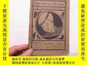 二手書博民逛書店1935年版罕見NEW METHOD READERS STAND