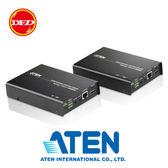 ATEN 宏正 VE814 HDMI over single Cat 5 影音訊號延長器(R端雙螢幕輸出) (VE814)