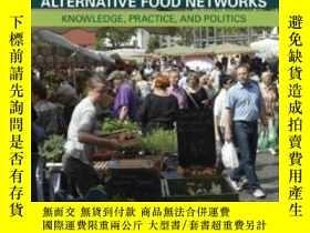 二手書博民逛書店Alternative罕見Food NetworksY362136 David Goodman; E. Mel