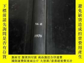 二手書博民逛書店cement,lime罕見& gravel vol.45 197