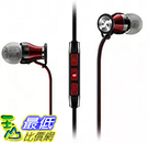 [106 美國直購] Sennheiser HD1 黑紅 (iOS version)入耳式耳機 In-Ear Headphones Black Red