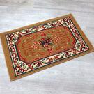 范登伯格 艾美樂進口優質地毯-典藏(棕)50x80cm