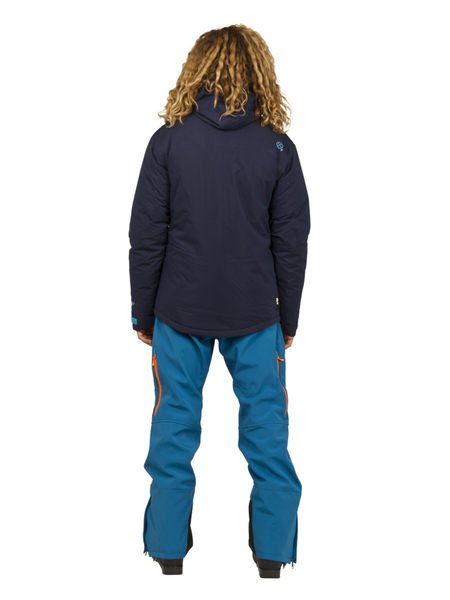 PROTEST 男 防水保暖外套 (地表藍) AVENGER SNOWJACKET