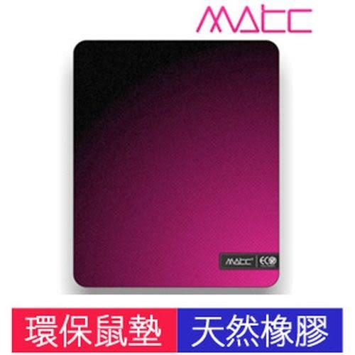 MATC 麥智 環保霓彩滑鼠墊 E系列 紅色