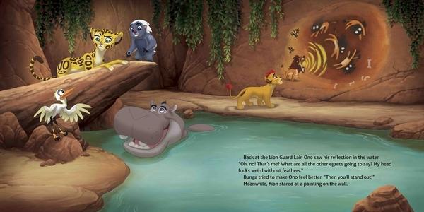 【麥克書店】THE LION GUARD (獅子王)/聽迪士尼說故事