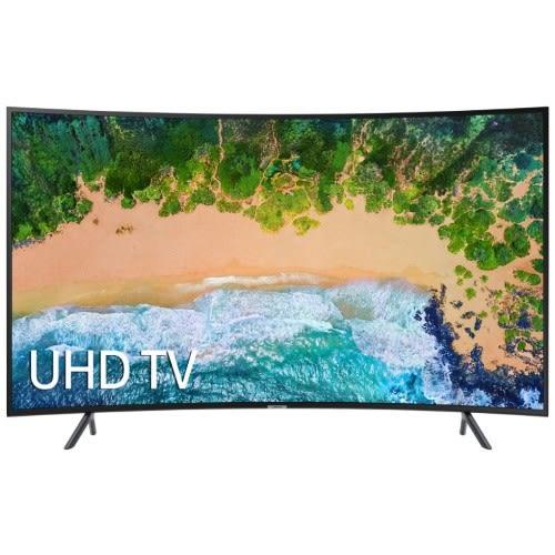 《結帳打95折》三星【UA55NU7300/UA55NU7300WXZW/55NU7300】55吋黃金曲面4K電視
