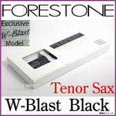 凱傑樂器 FORESTONE【Black Bamboo-W Blast 竹碳纖維竹片/ 次中音(單片裝)】(日本製)