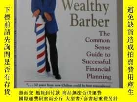 二手書博民逛書店英文原版罕見The Wealthy Barber by Davi