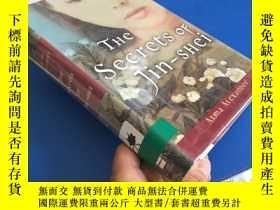 二手書博民逛書店The罕見Secrets of Jin-shei【精裝】Y814