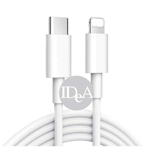 IDEA Apple USB-C 對 Lightning iOS14 2M傳輸充電線 Type-C Lightning 線 iPhone12 快充線